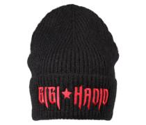 Beanie 'Gigi Hadid' schwarz