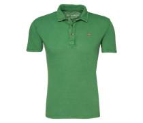Poloshirt 'Etch' grün