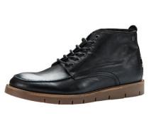 Rustikale Stiefel schwarz