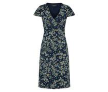 Bequemes Kleid dunkelblau / mischfarben