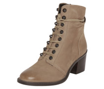 Stiefel 'Isa Lace' taupe
