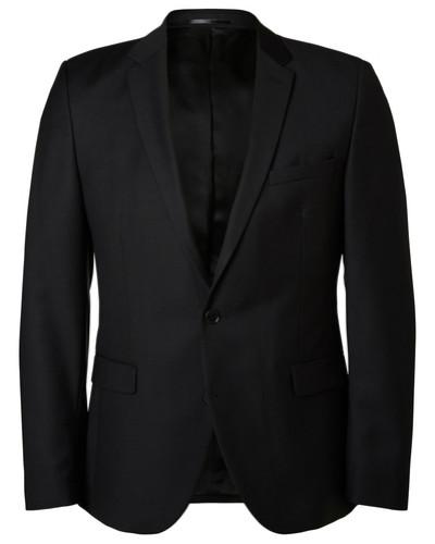 Blazer Slim fit - schwarz