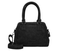 'Hanja Kuba' Handtasche 38 cm schwarz