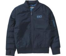 Übergangsjacke für Jungen dunkelblau