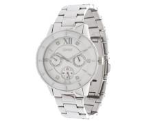 Armbanduhr Es900732001 weiß