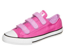 'Chuck Taylor All Star 3V OX' Sneaker pink