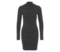 Jerseykleid 'Envi' schwarz