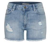 Shorts 'Seri' blau