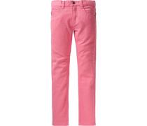 Sweatjeans für Mädchen pink