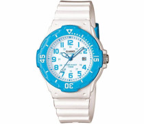 Collection Quarzuhr »Lrw-200H-2Bvef« blau / weiß