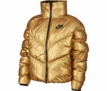Winterjacke 'Shine W' gold