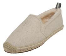 Pantolette 'Home Slipper' beige