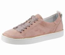 Sneaker nude / taupe / weiß