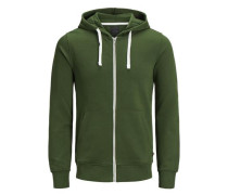 Sweatshirt grün