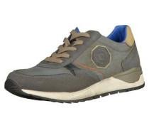 Sneaker royalblau / grau