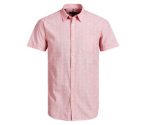 Funky Kurzarmhemd pink