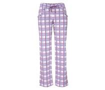 Pyjamahose flieder / helllila