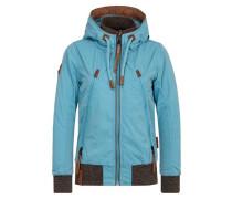 Jacket blau
