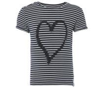 T-shirt Pipa blau