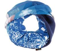 Multifunktionstuch 'Frozen' blau