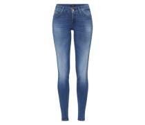 Hyperflex Skinny Jeans 'Luz' blau