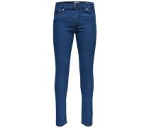 Skinny Fit Jeans Extreme warp blue blau