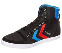 Slimmer Stadil High Sneaker blau / rot / schwarz