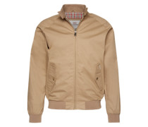 Jacke im Blouson-Stil 'New Core Harrington' sand
