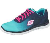 Flex Appeal Style Icon Sneakers blau