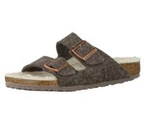 Sandale Arizona WZ braun
