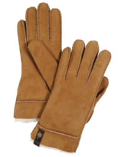 Handschuh 'Tenny' cognac