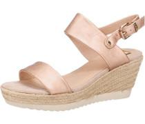 'Favara' Sandaletten rosa