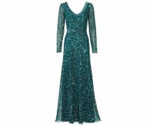 Abendkleid smaragd