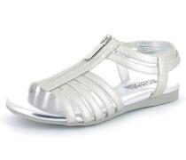 "Sandale ""demi tia"" silber"