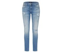 'Katewin' Skinny Jeans hellblau