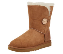 Hohe Boots 'Bailey Button' braun