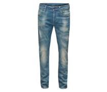 Jeans '3301 Slim' blau
