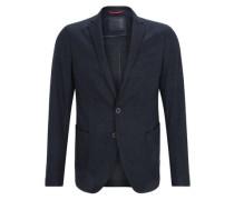 Slim: 'Jogg Suit' -Sakko nachtblau