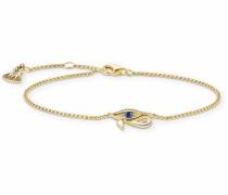 Armband »Auge A1525-632-32-L195v« gold