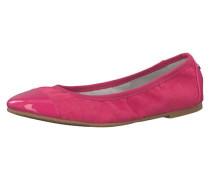 Faltbare Ballerinas pink