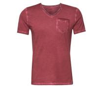 T-Shirt 'Cirafa' rot