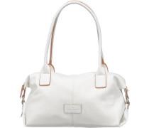 Handtasche 'Miripu' weiß