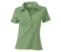 Polo-Shirt grasgrün