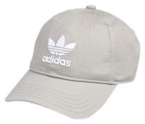 Cap 'Trefoil grau / weiß