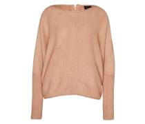Oversize Pullover 'Viserva' beige