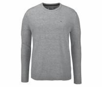 Rundhalspullover »Thdm Basic CN Sweater 11« hellgrau