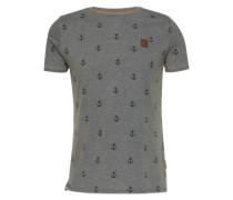 Shirt 'El Master Del Buscho Iii' dunkelgrau