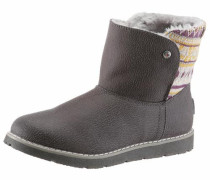 Snowboot 'Alpine snow day' grau