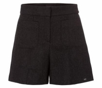 Shorts 'tweed Nordic Short' anthrazit