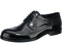 Larson Business Schuhe schwarz